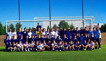 STA Soccer Camps